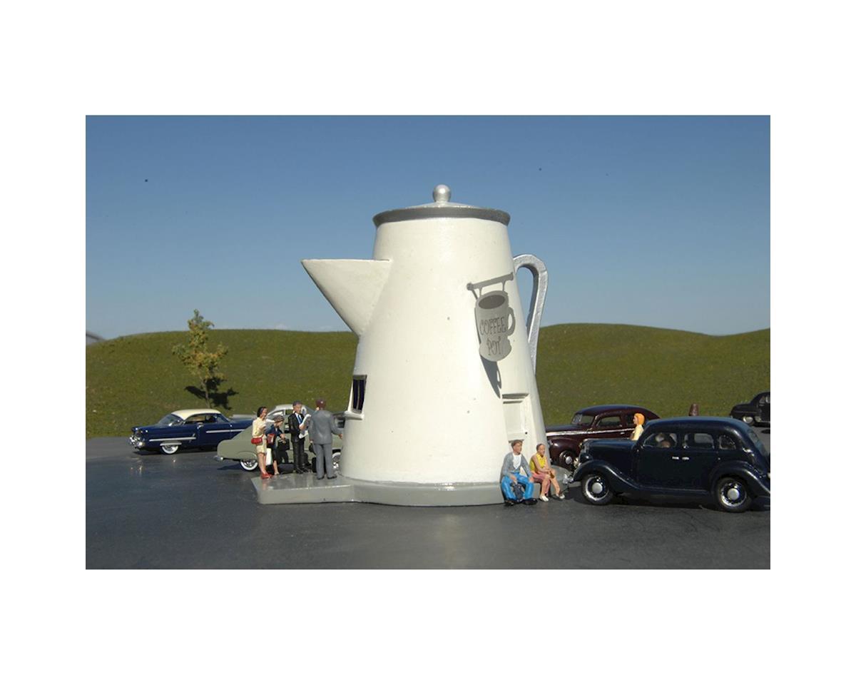 N The Coffee Pot by Bachmann
