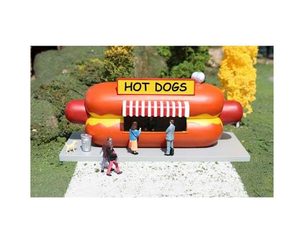 Bachmann O Hot Dog Stand