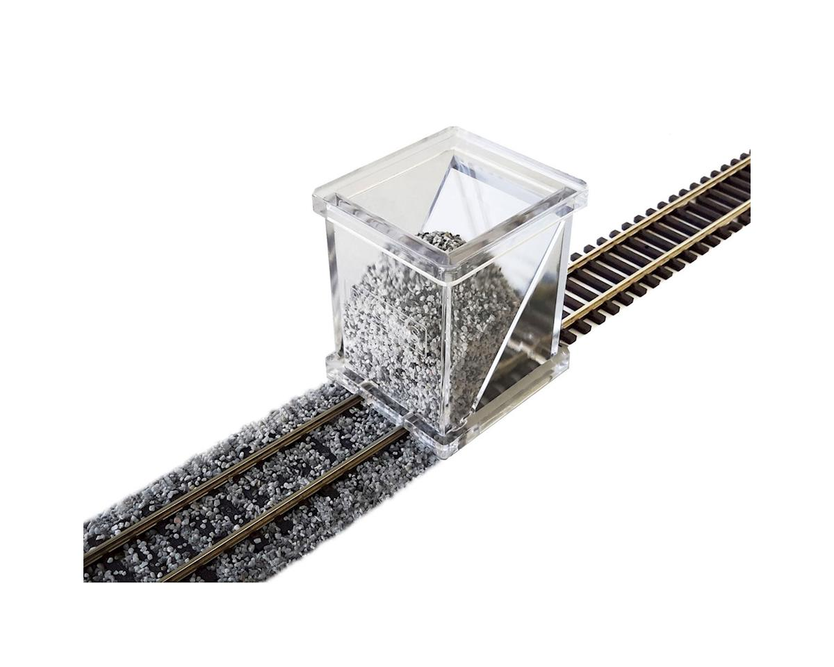 HO Ballast Spreader by Bachmann