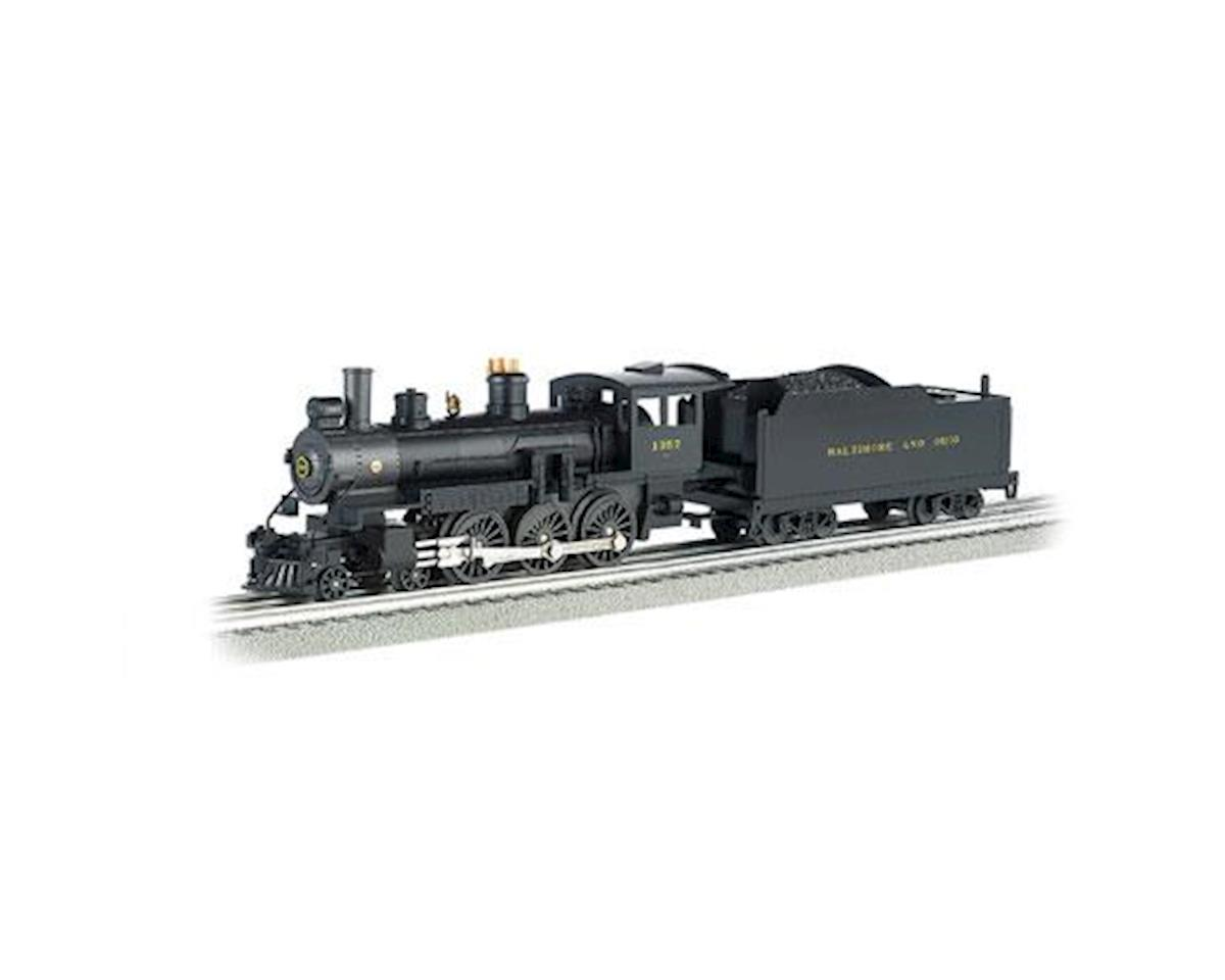 Bachmann O-27 Williams 4-6-0, B&O