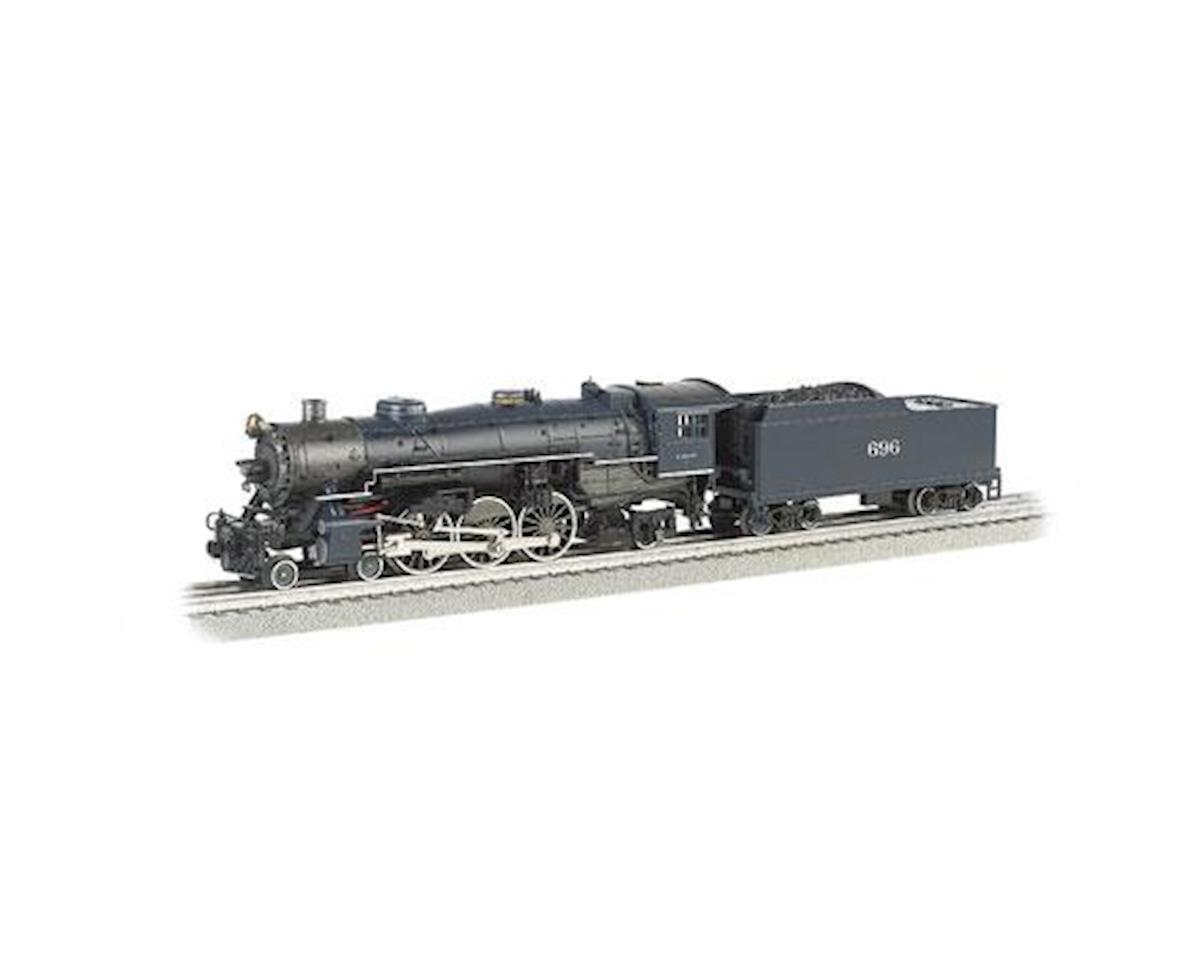 O Williams 4-6-2 w/ True Blast Plus Sound, WAB by Bachmann