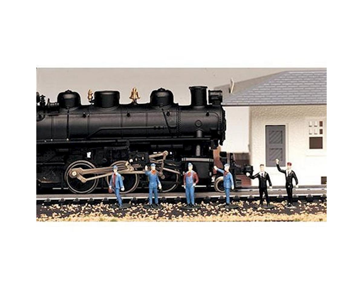 HO Train Crew by Bachmann