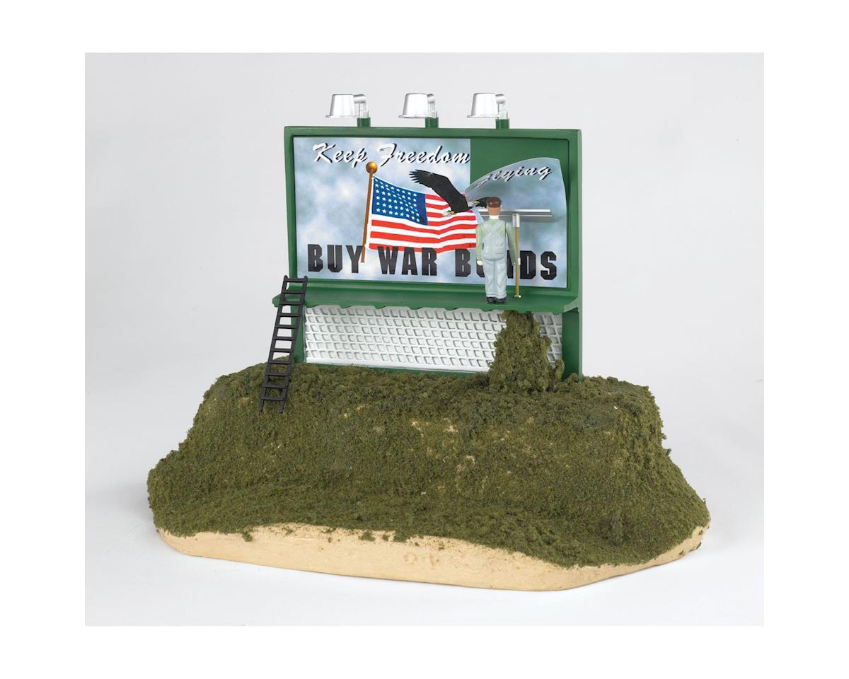O-27 Williams Operating Billboard, Buy War Bonds by Bachmann