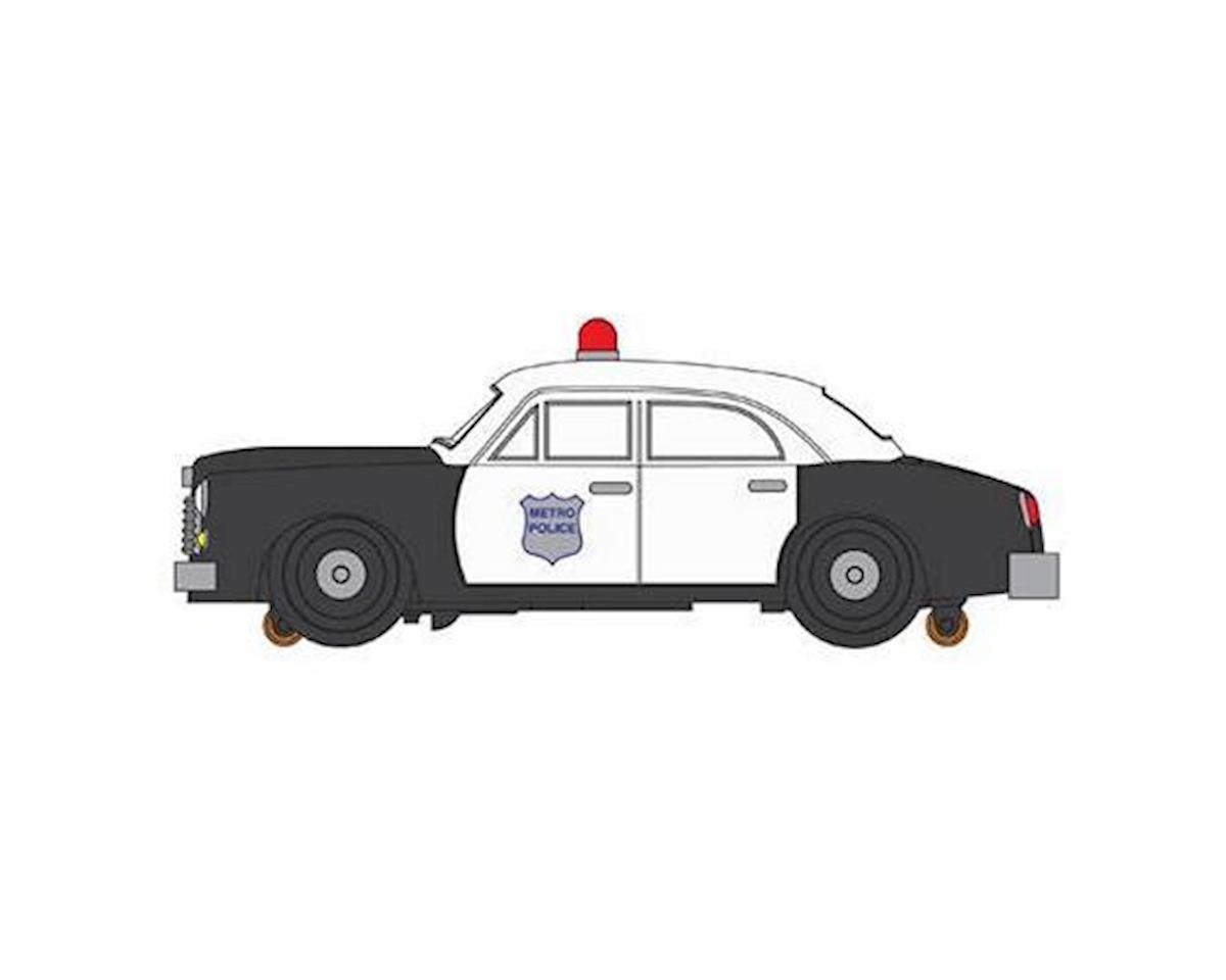 O E-Z Street Police Car by Bachmann