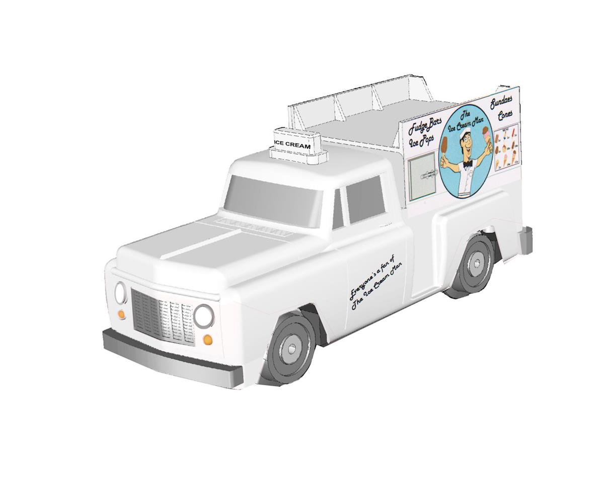 Bachmann O E-Z Street Ice Cream Truck