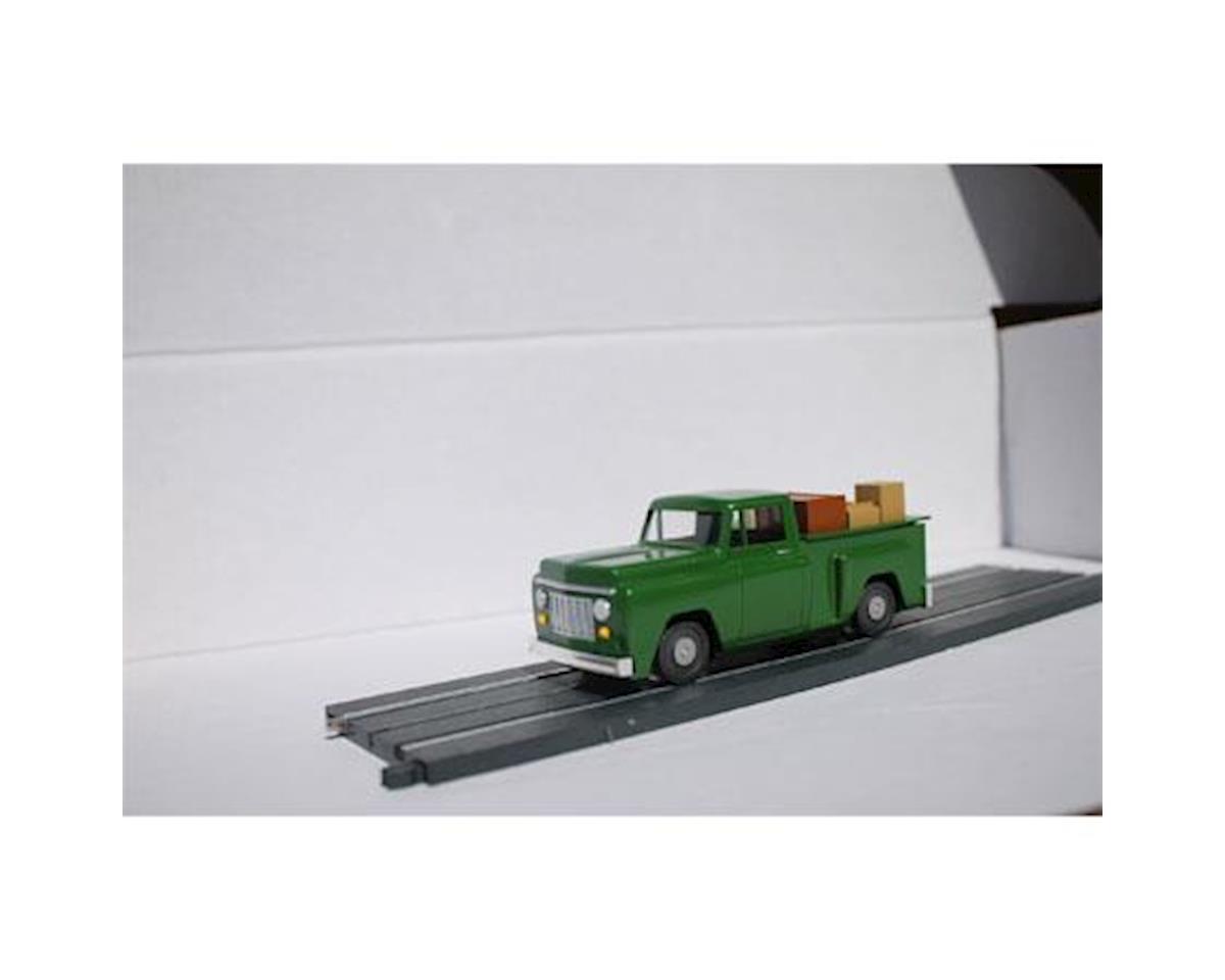 Bachmann O E-Z Street Pickup Truck/Green