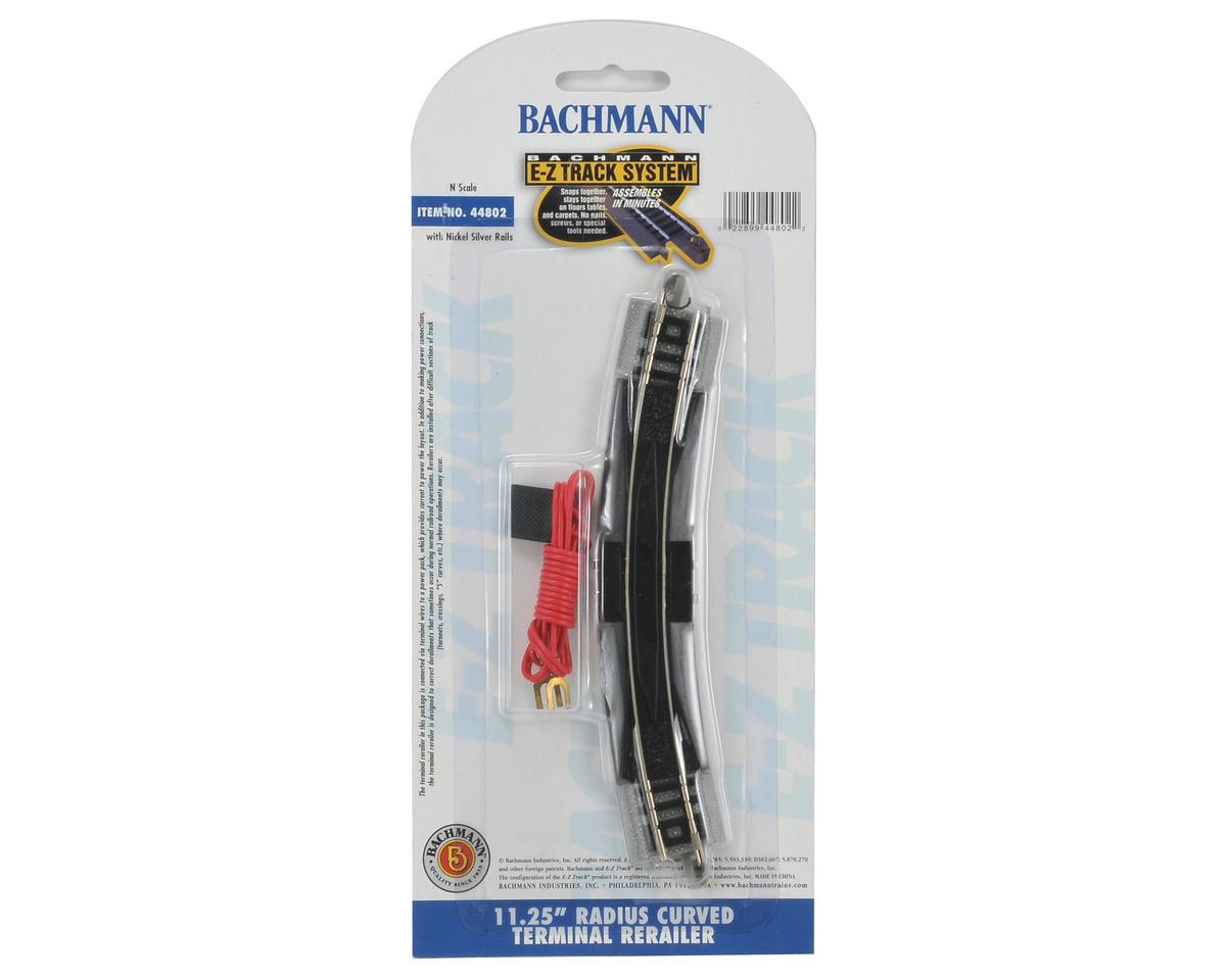E Z Track Wiring Diagrams 12 Circuit Ez Wire Harness Bachmann N Scale Nickel Silver 11 1 4 Radius Ezgo Golf Cart