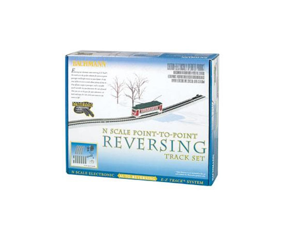 Bachmann E-Z Track Nickel Silver Auto-Reversing System (N Scale) | relatedproducts