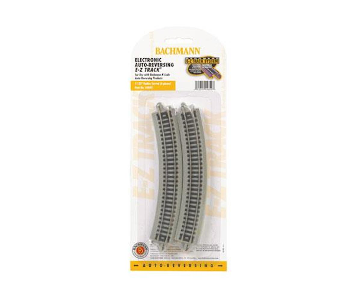 Bachmann N/S Auto-Reversing 11.25 Rad Curved (6/Card)