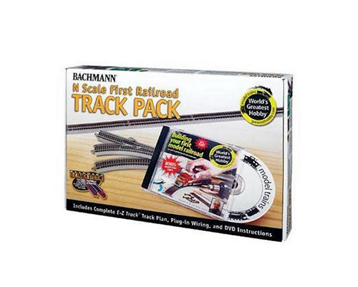 Bachmann N NS EZ World's Greatest Hobby Track Pack