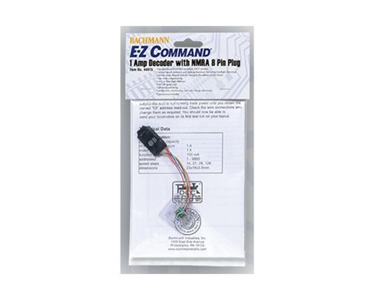 Bachmann EZ Command Decoder w/NMRA 8-Pin Connector (1)