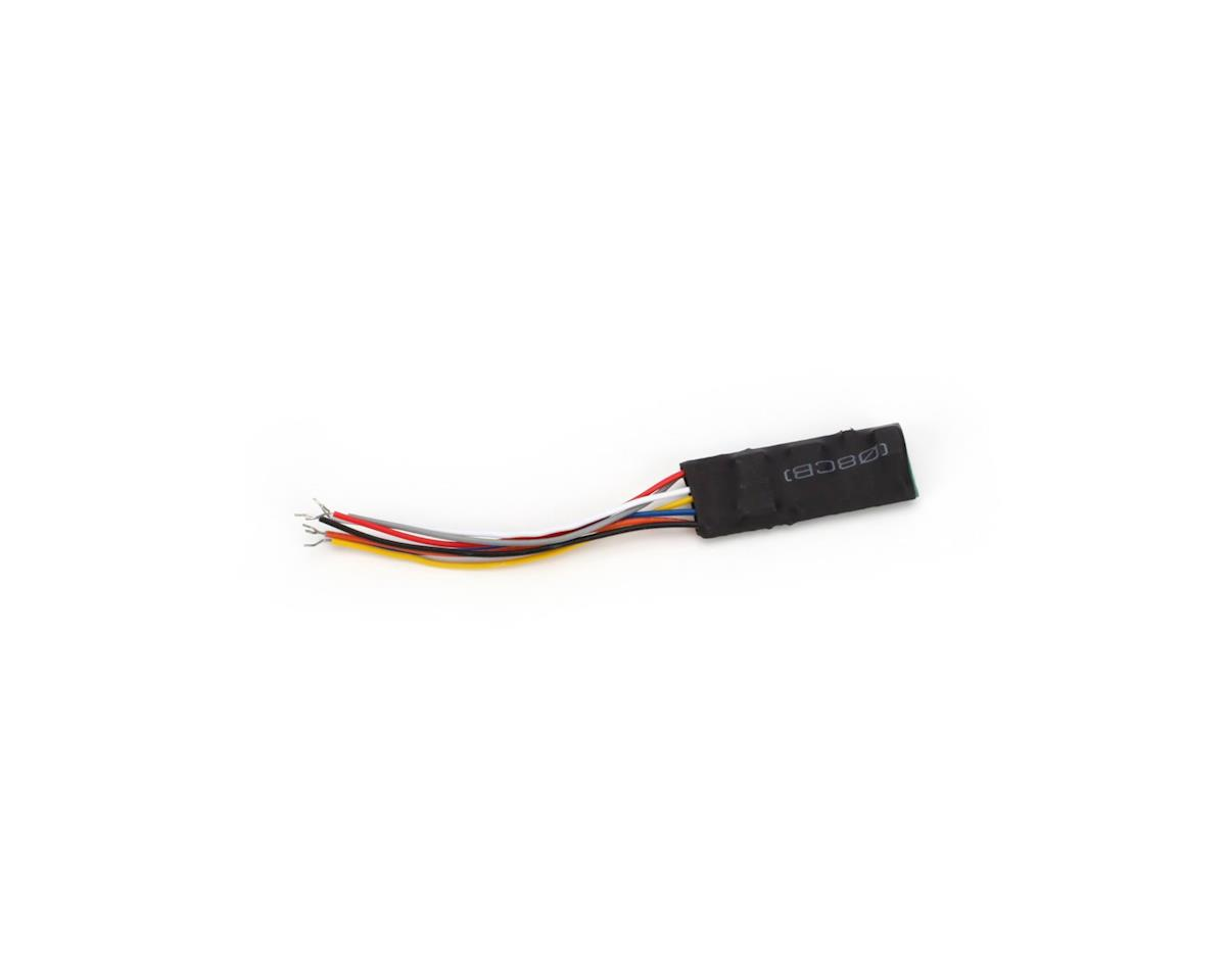 Bachmann EZ Command Decoder/Harness, 9.5x5mm
