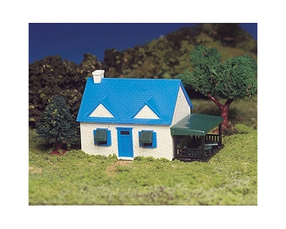Bachmann HO Snap KIT Cape Cod House