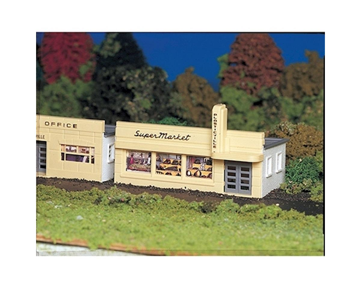 Bachmann HO Snap KIT Supermarket