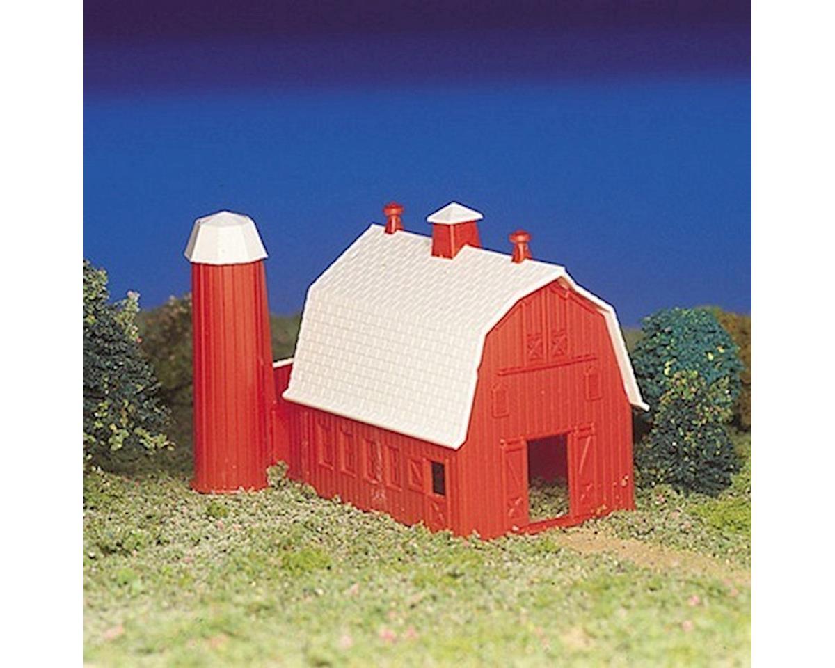 HO Snap KIT Barn by Bachmann