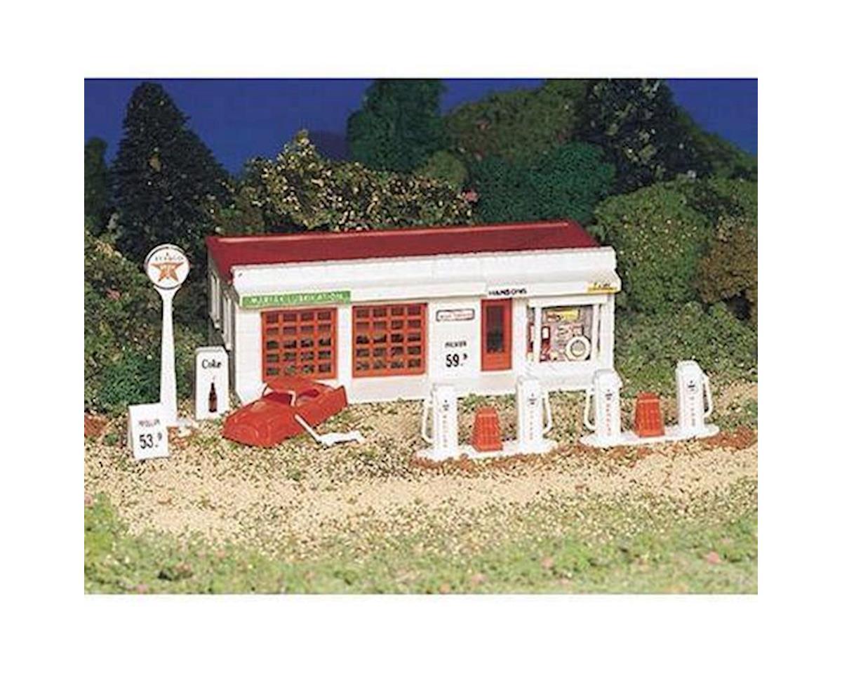 Bachmann HO Snap KIT Gas Station