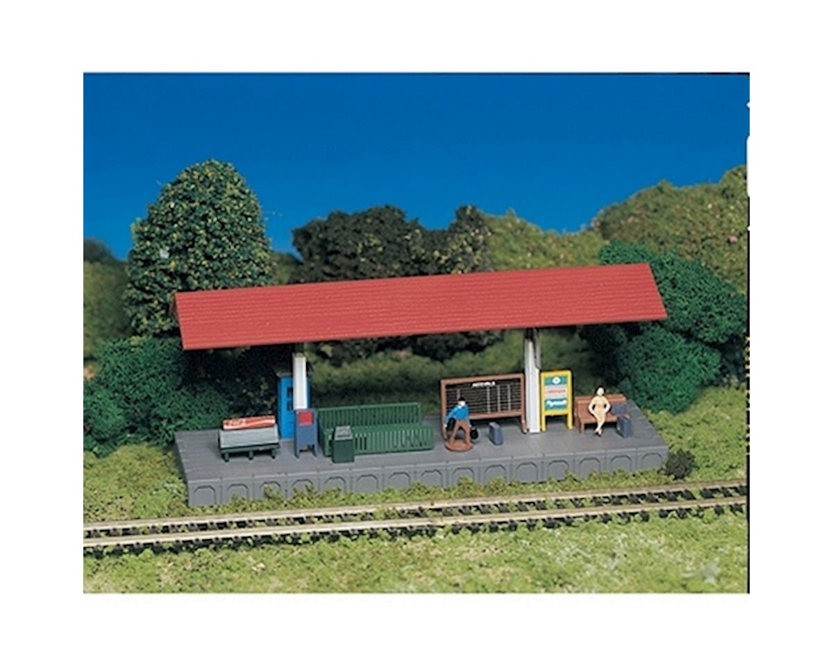 Bachmann HO Snap KIT Platform Station