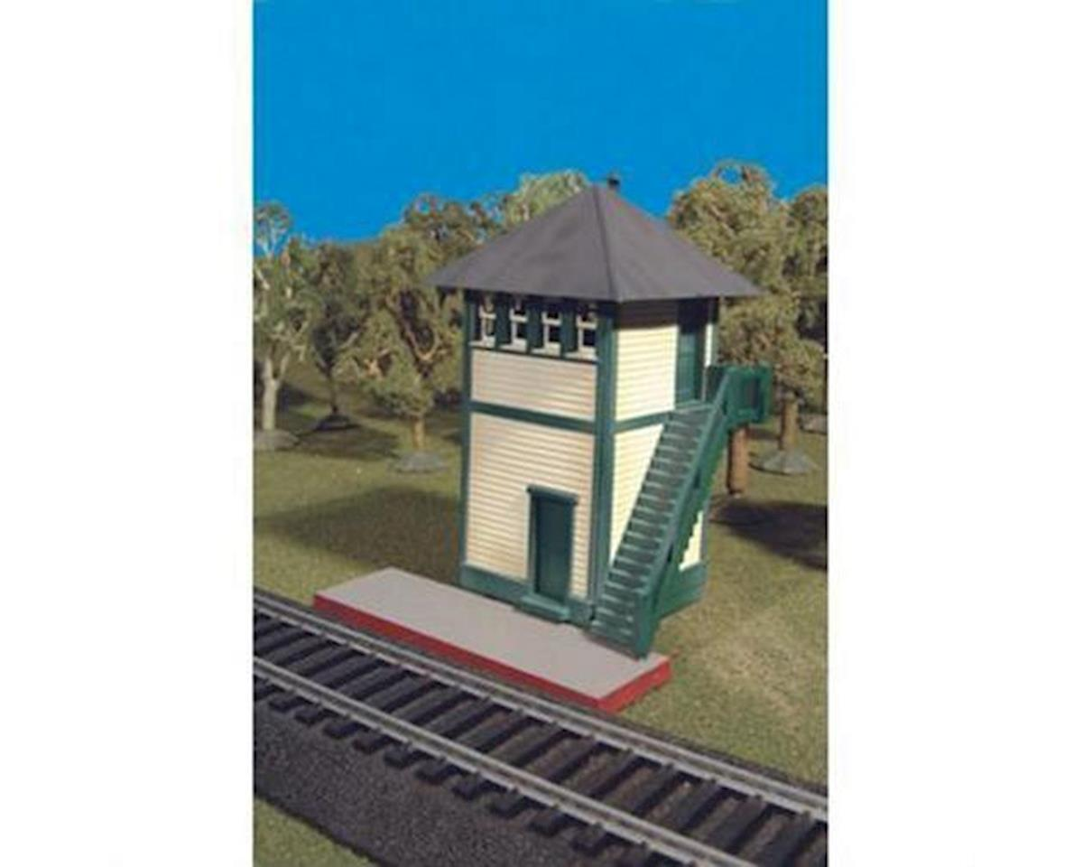 Bachmann HO Thomas & Friends Deluxe Switch Tower Built-Up (