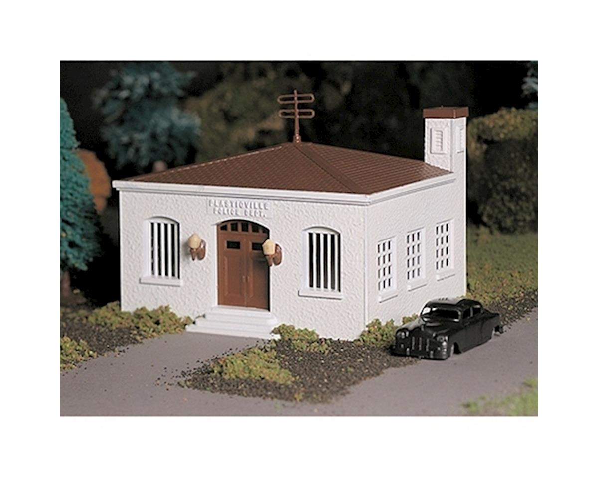 Bachmann O Snap KIT Police Station w/Car