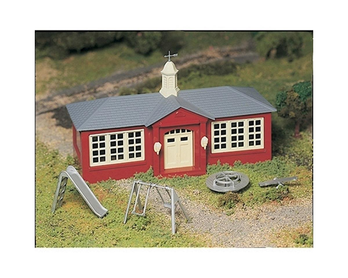 O Snap KIT School House by Bachmann