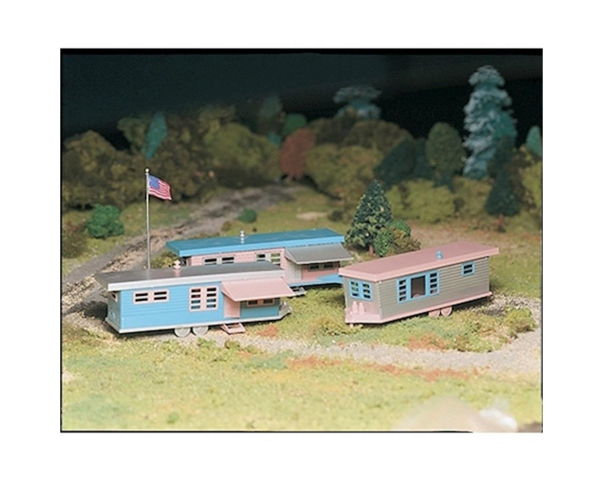 Bachmann O Snap KIT Trailer Park
