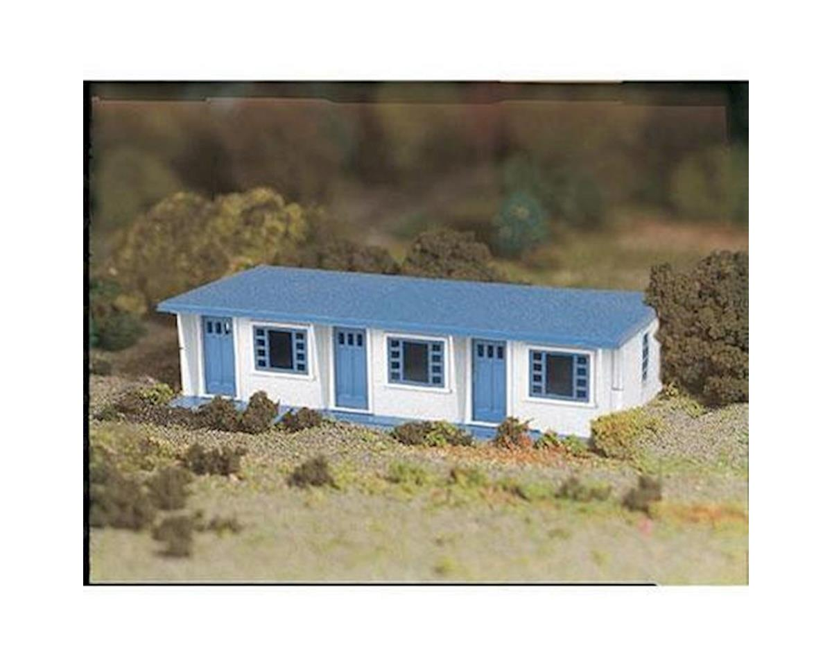 Bachmann O Snap KIT Motel, White/Blue