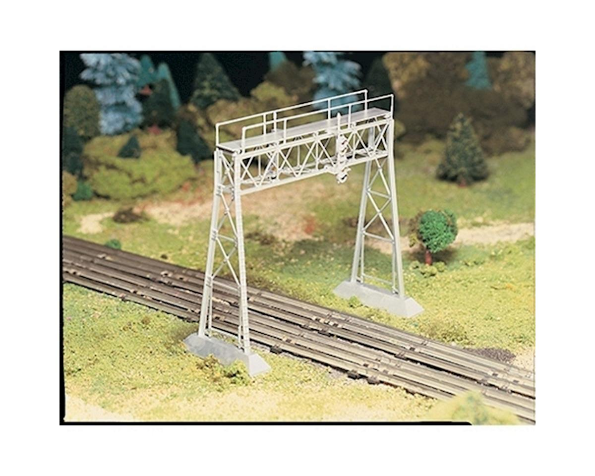 Bachmann O Snap KIT Signal Bridge, Silver