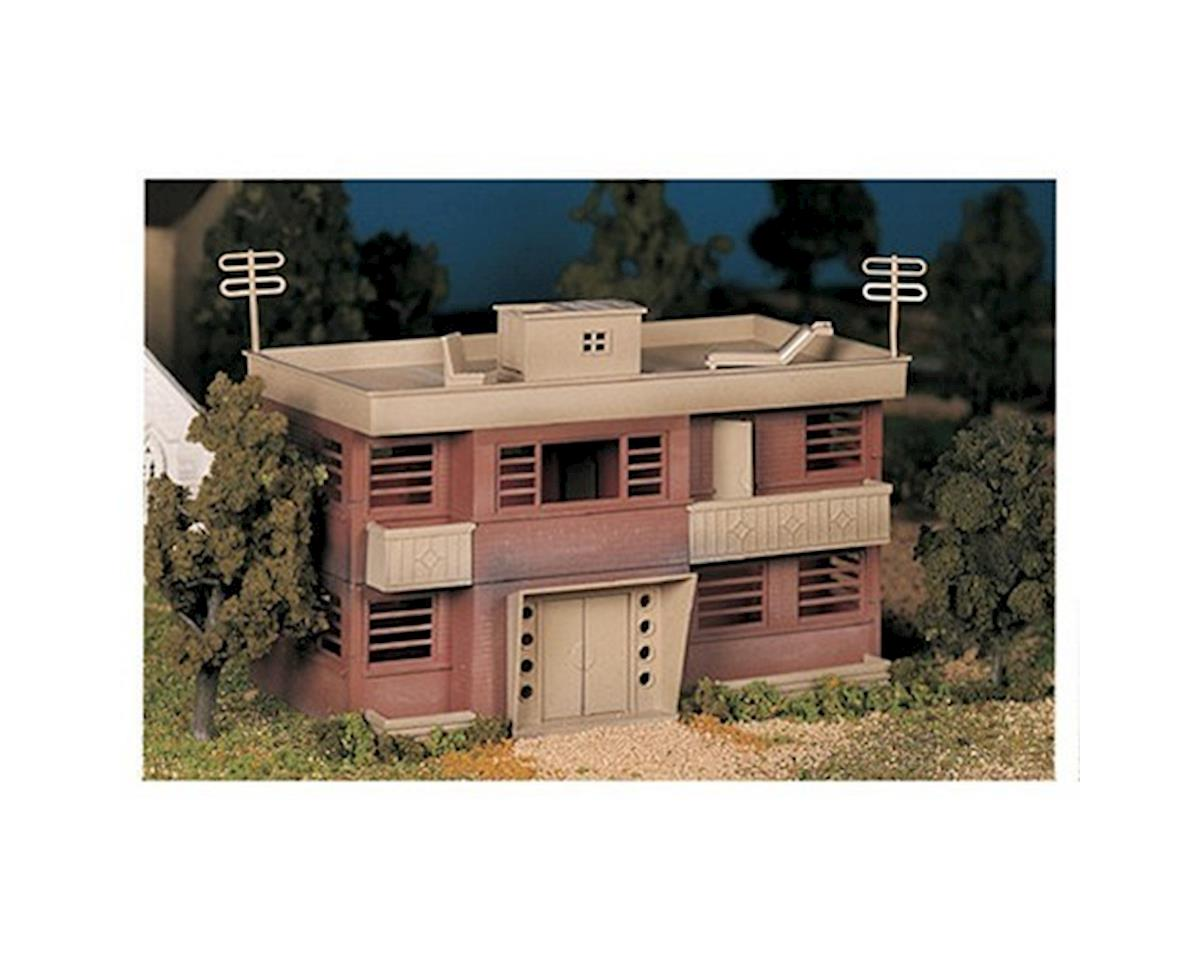 Bachmann O Snap KIT Apartment Building