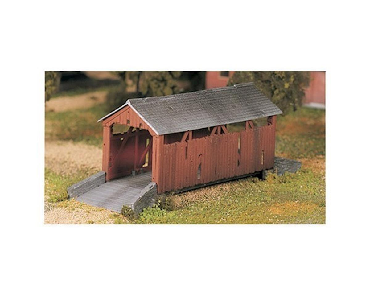 O Snap KIT Covered Bridge by Bachmann