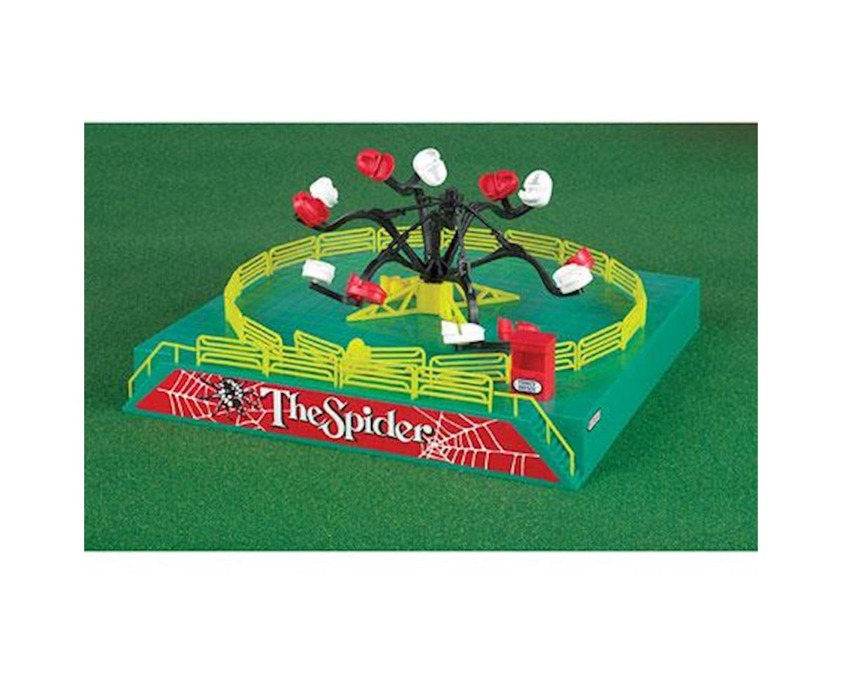 Bachmann HO Operating Carnival Ride, Spider Ride