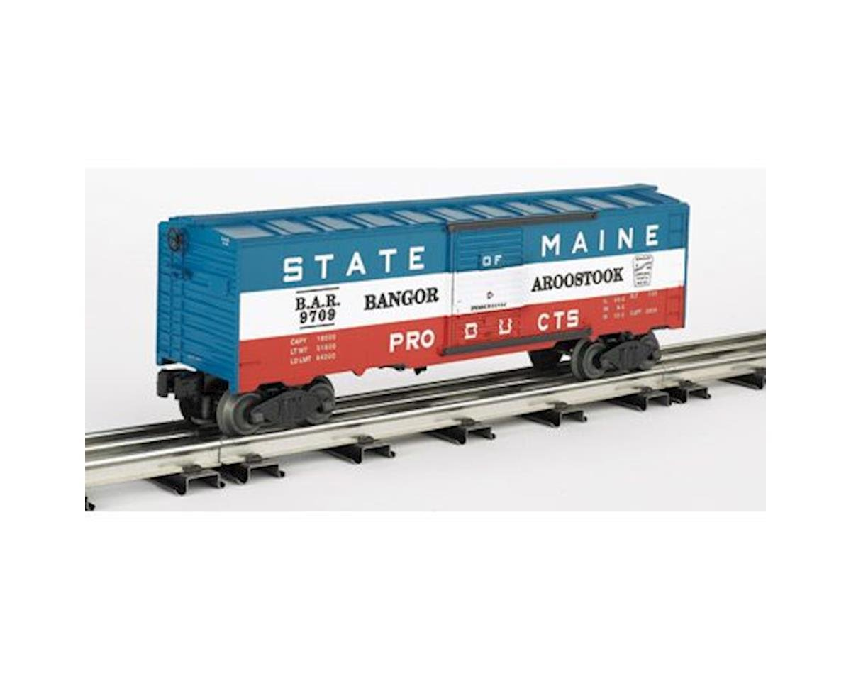 Bachmann O Williams 40' Box, BAR