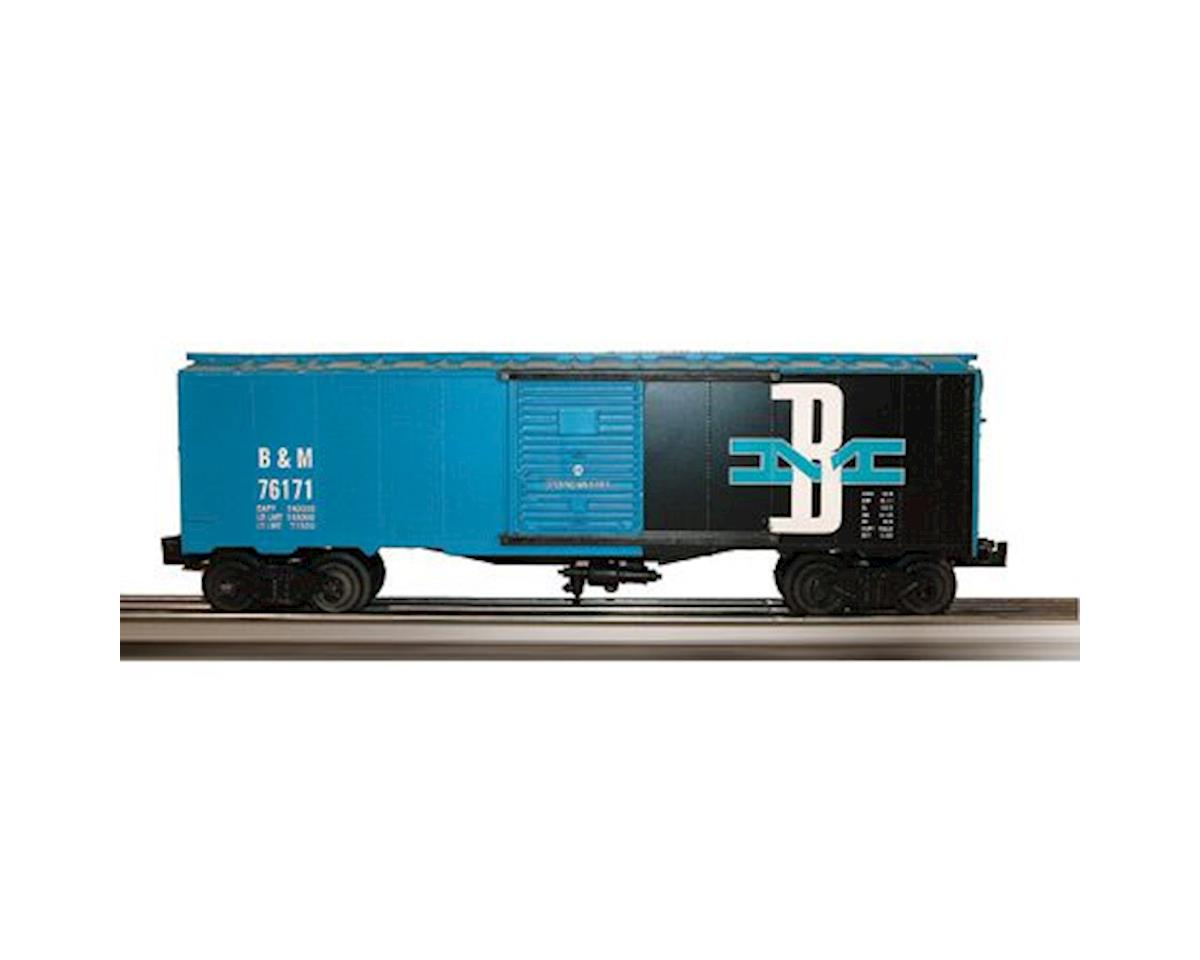 O Williams 40' Box, B&M by Bachmann