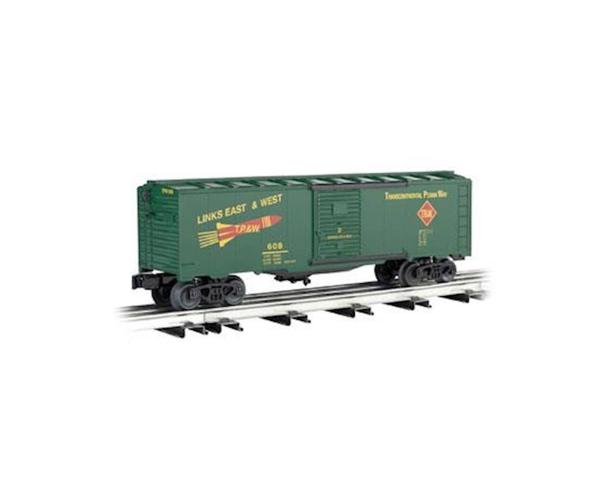 Bachmann O Williams 40' Box, TP&W