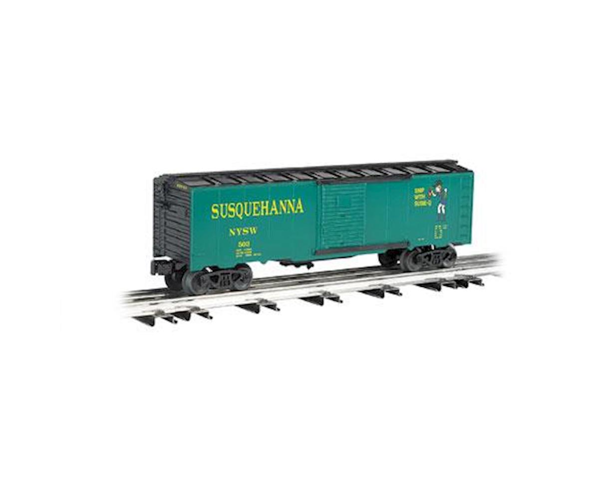 Bachmann O Williams 40' Box, NYS&W