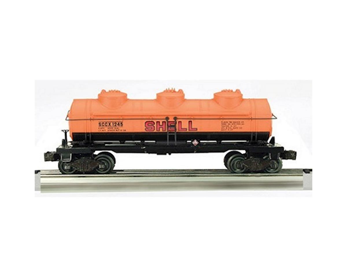 Bachmann O Williams 3-Dome Tank, Shell