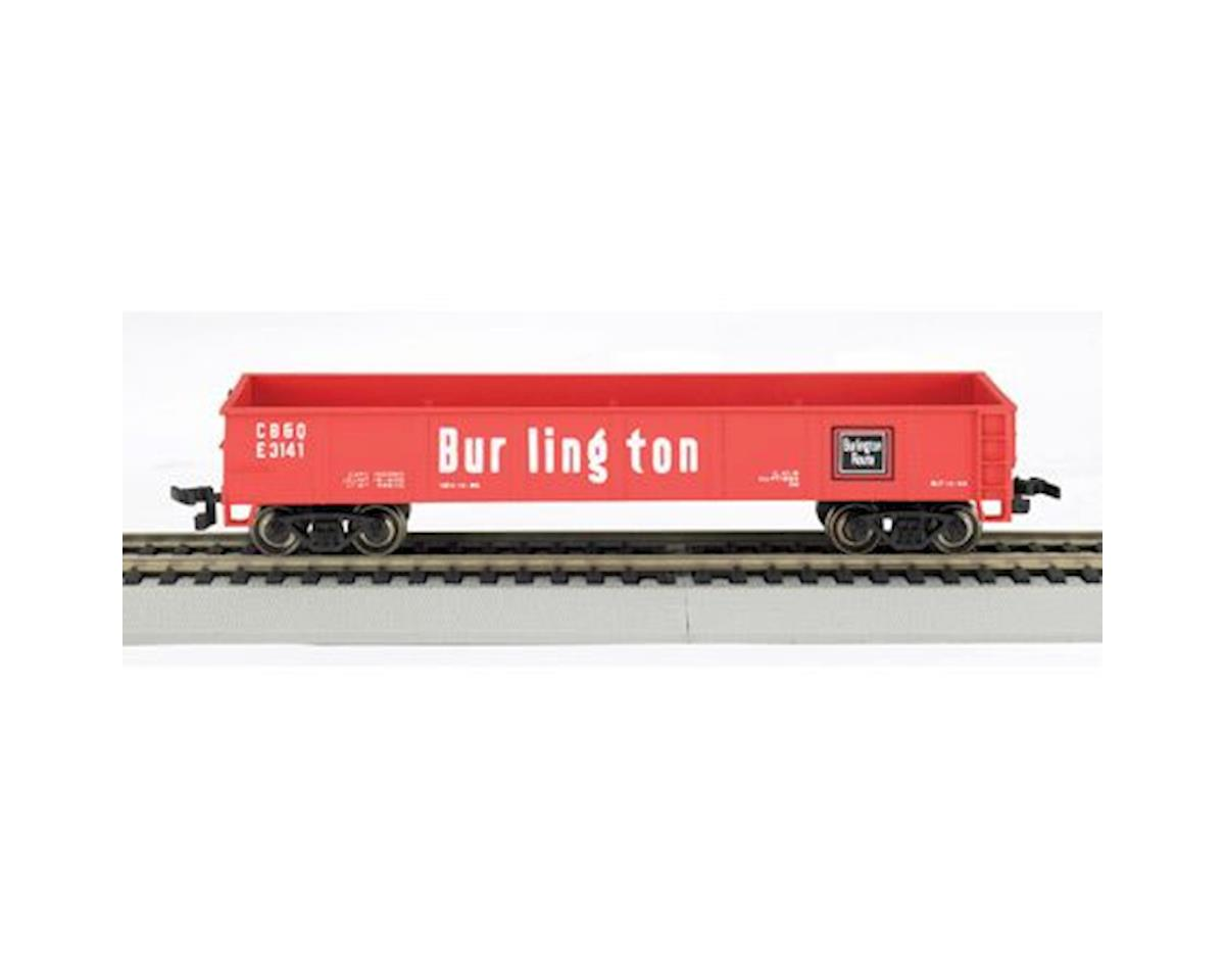 Bachmann O Williams Gondola w/Barrels, BN