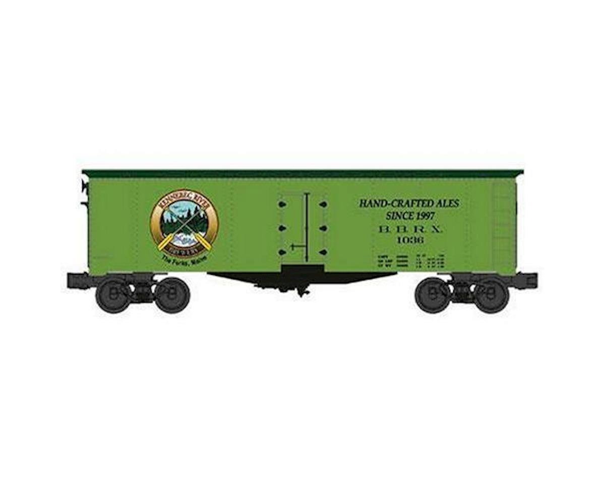 O Williams 40' Reefer, Kennebec Brewing by Bachmann