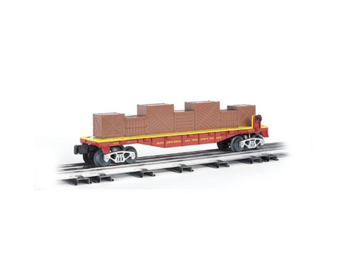 O Williams Flatcar w/Crates, Ringling Bros by Bachmann