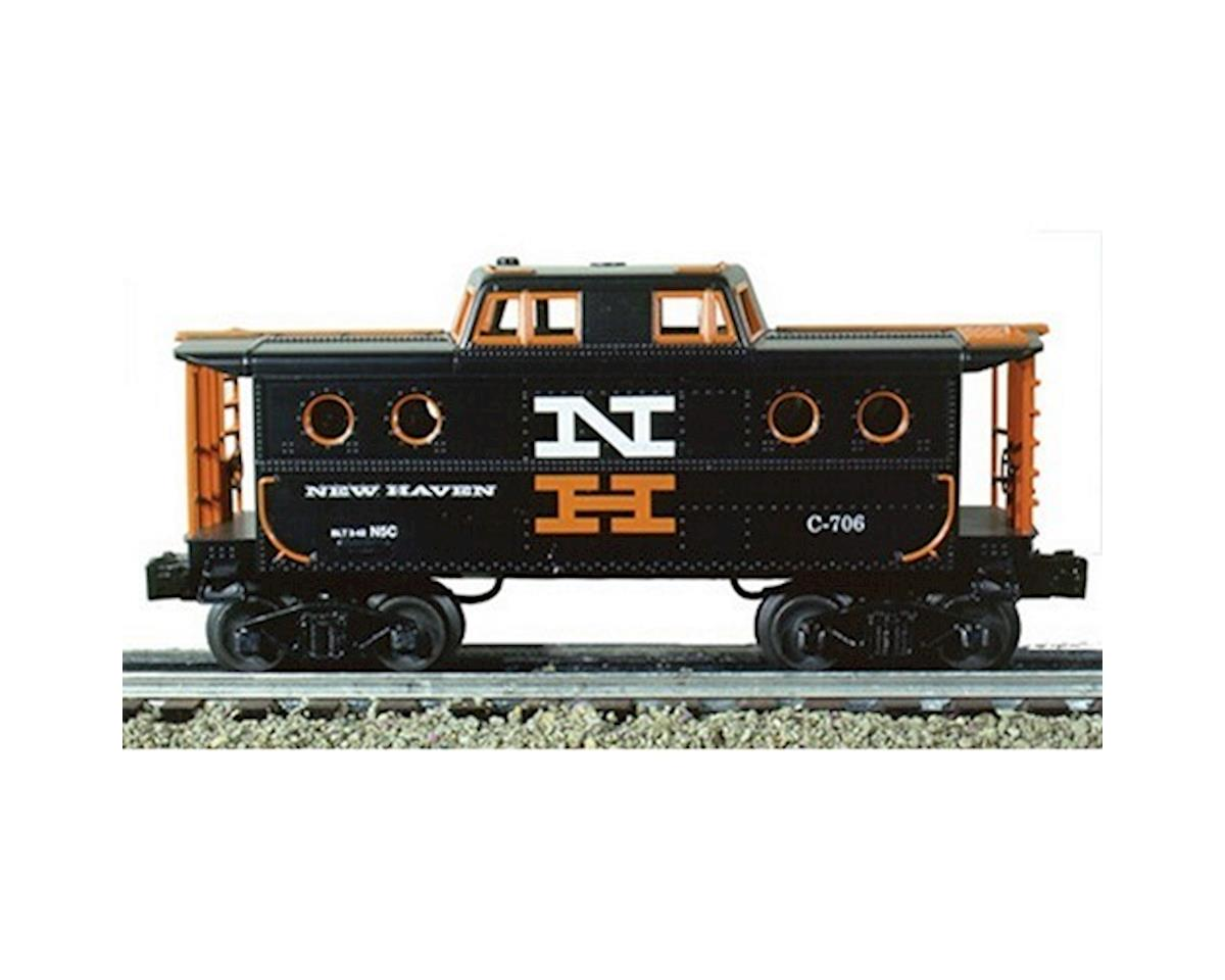 O Williams N5C Porthole Caboose, NH by Bachmann