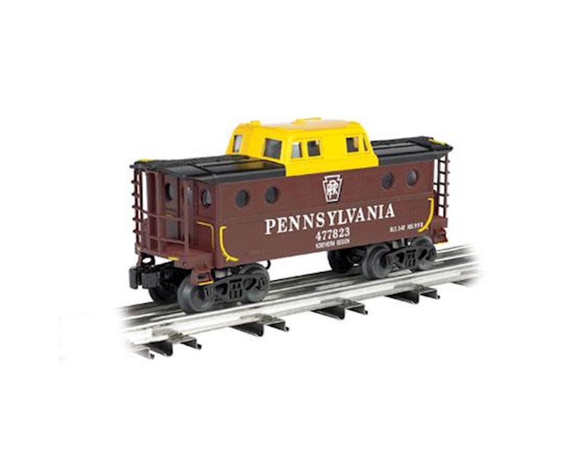 Bachmann O Pennsylvania PRR N5C Porthole Caboose w/ Yellow Cupola | relatedproducts