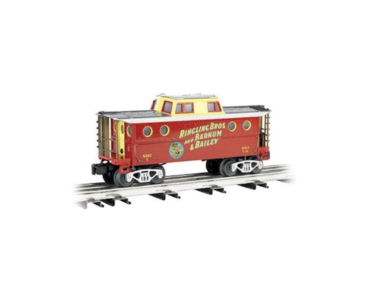 Bachmann O Williams N5C Caboose, Ringling Bros