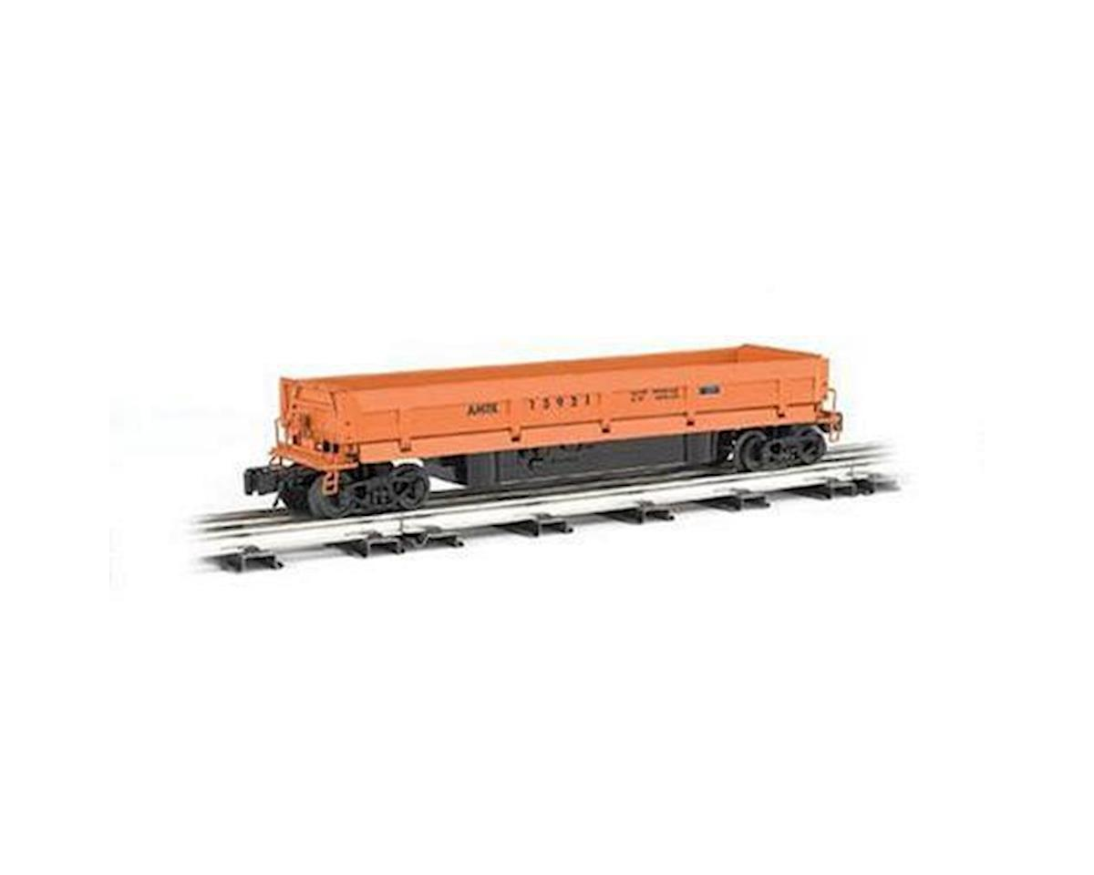 Bachmann O-27 Williams Operating Coal Dump Car, AMTK/MOW