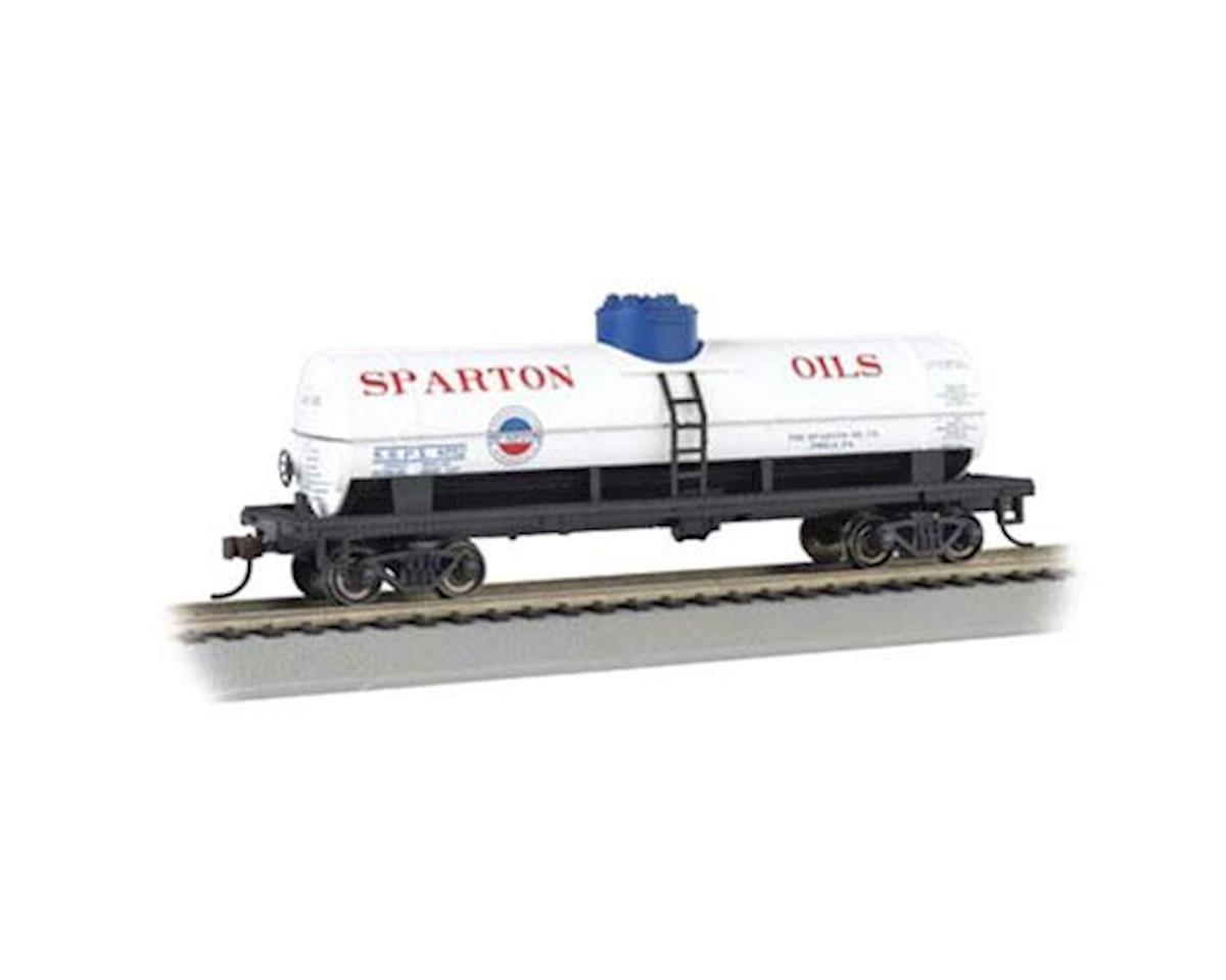Bachmann O Williams 1-Dome Tank, Sparton Oil