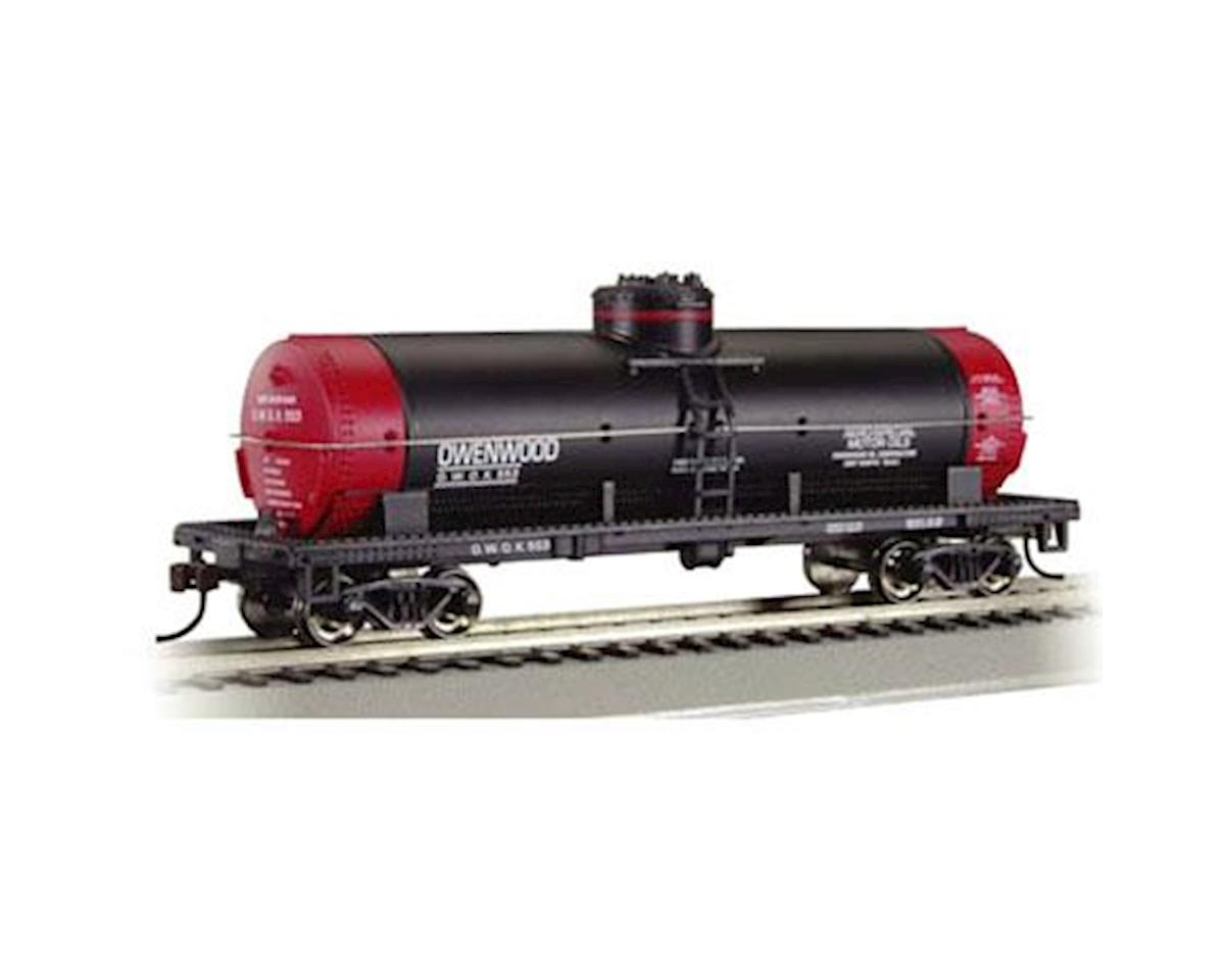 Bachmann O Williams 1-Dome Tank, Owenwood Motor Oil