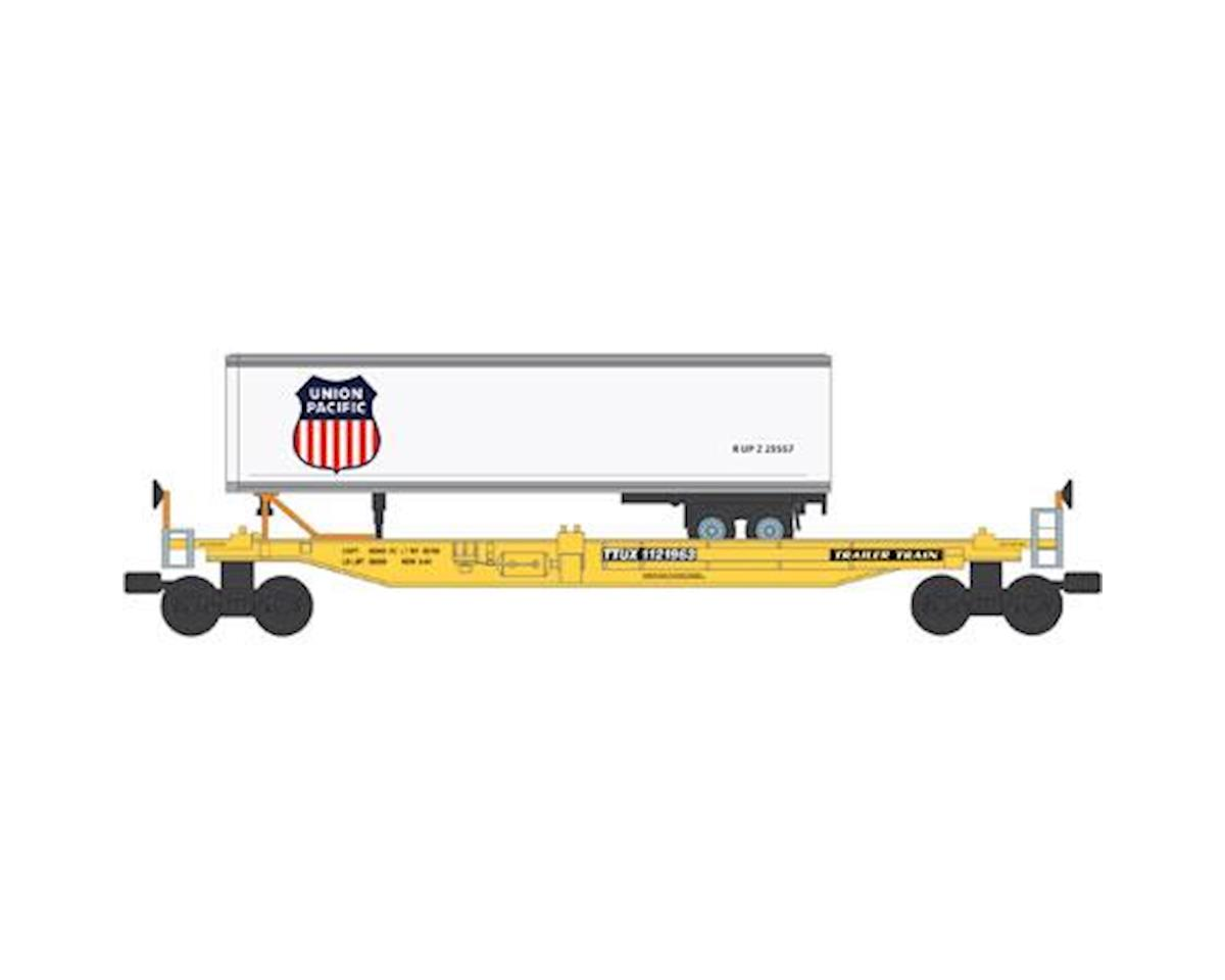 Bachmann O Williams Front Runner w/Trailer, UP