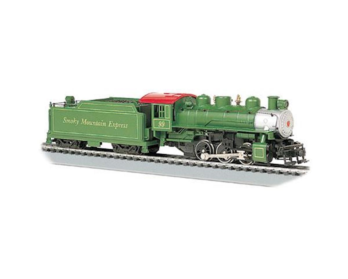 HO USRA 0-6-0 w/DCC & Smoke, Smoky Mountain by Bachmann