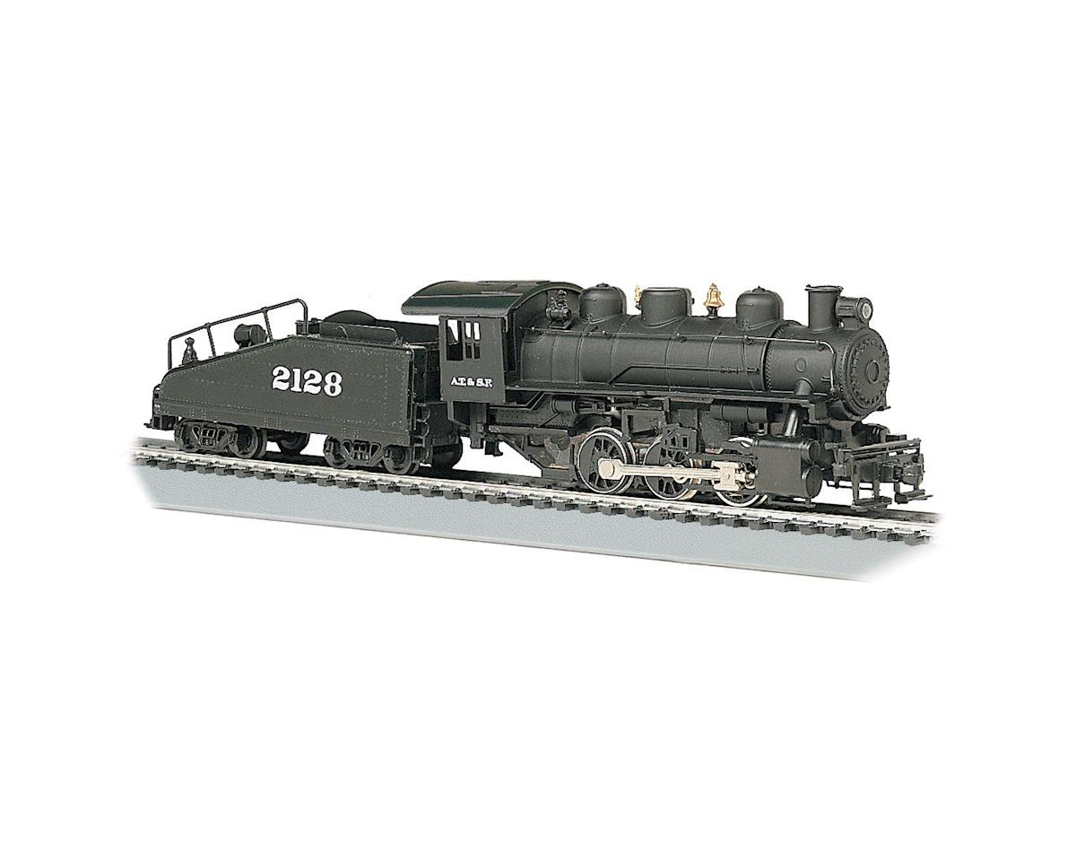 Bachmann HO USRA 0-6-0 with Smoke, SF