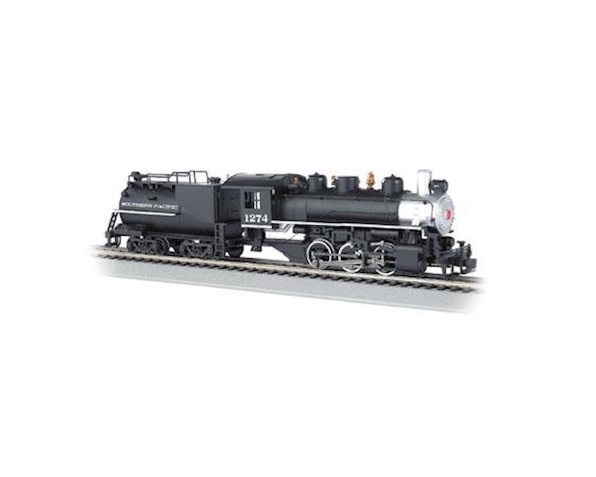 HO USRA 0-6-0 w/DCC & Smoke, SP by Bachmann