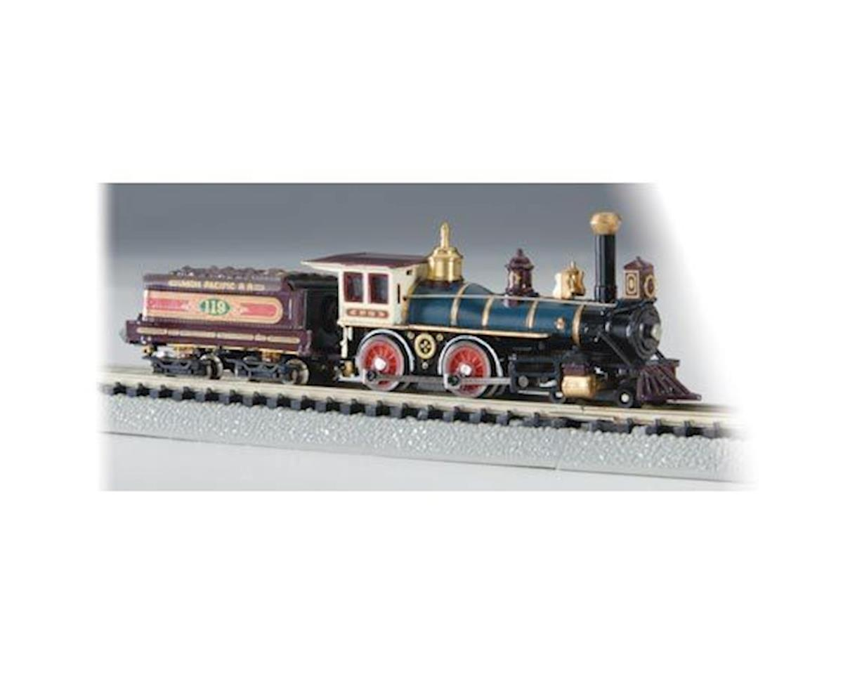 N RTR 4-4-0 American, UP #119 by Bachmann