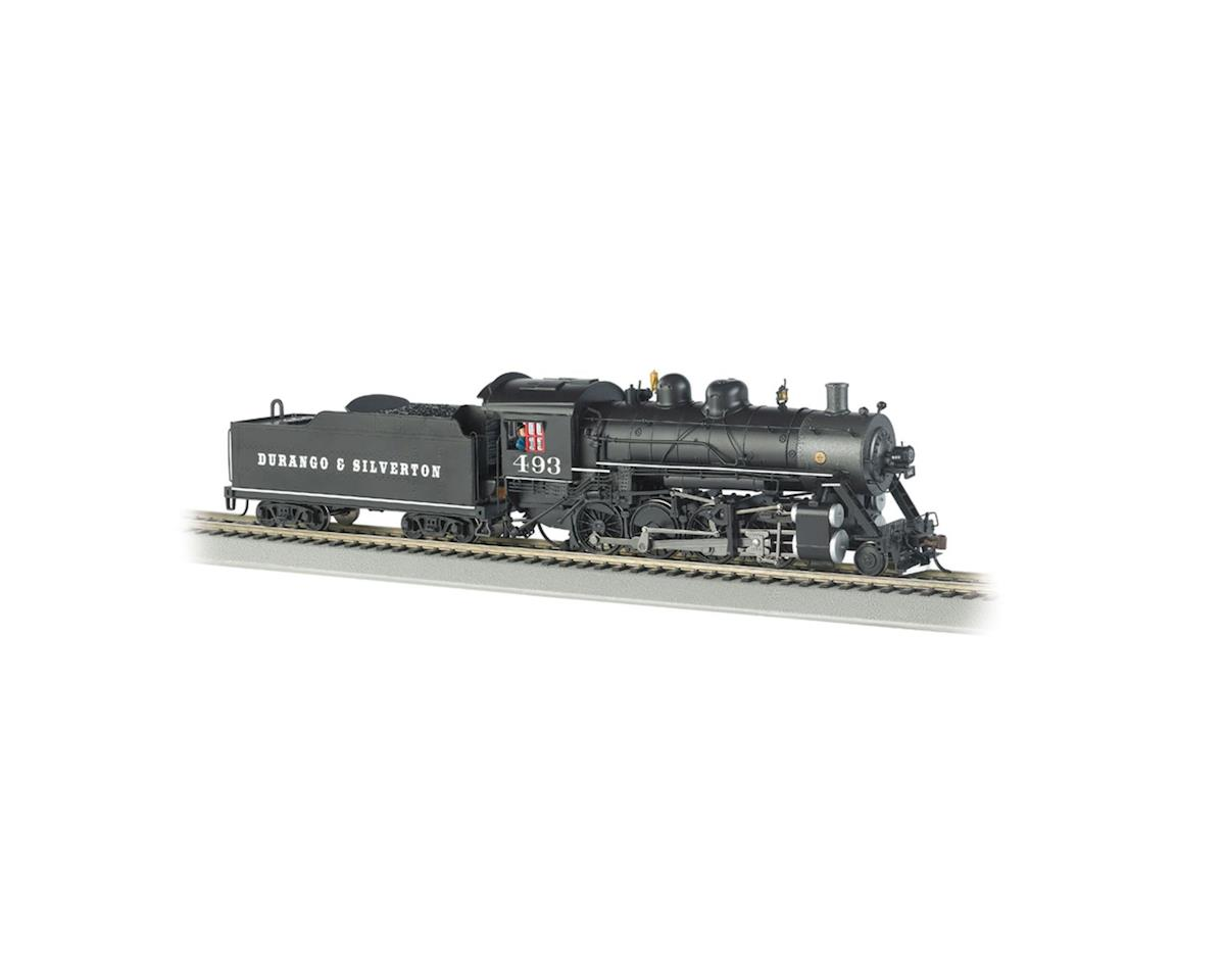 HO 2-8-0 with DCC, Durango & Silverton by Bachmann